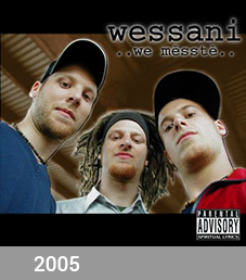 Wessani - We měsstě (LP)