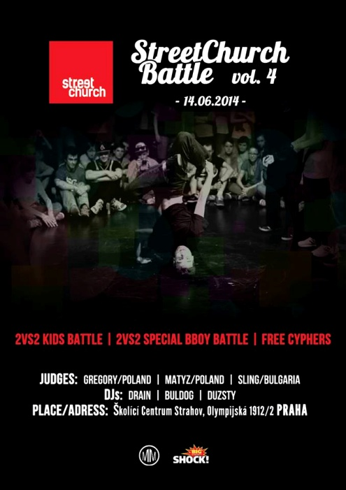 StreetChurch Battle Vol. 4 Poster